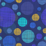 Vector seamless shading circles background. Eps10. Vector seamless shading circles color background. Eps10 Stock Photo