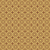 Vector seamless simple and elegant geometric pattern Stock Photography