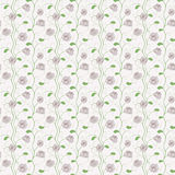 Floral Roses Pattern Royalty Free Stock Image