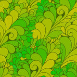 Vector Seamless Spring Floral Pattern Royalty Free Stock Photo