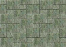 Vector seamless stone wall. Stock Photography