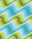 Vector seamless striped pattern Stock Photo