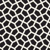 Vector Seamless Tessellation Geometric Pattern Stock Photography