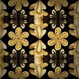 Vector seamless texture Royalty Free Stock Photo