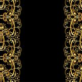 Vector seamless texture Royalty Free Stock Images