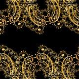 Vector seamless texture Stock Image