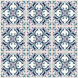 Vector seamless texture. Beautiful colored pattern for design and fashion with decorative elements Stock Photos