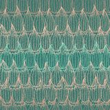 Vector seamless texture with lace. Endless green  background. Vector backdrop Royalty Free Stock Image