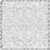 Vector Seamless Texture Plastic Foam Royalty Free Stock Photo