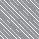 Vector seamless texture with slanting grey and white lines. EPS 10 stock illustration