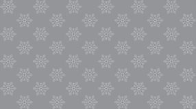 Vector seamless texture with snowflakes. Flat style. vector illustration