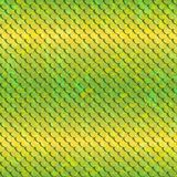 Pattert-fish-yellow. Vector seamless tropical pattern. Tropical texture for clothes, textiles, Vector color chameleon. Fish skin texture. Vector fish sacale Stock Images