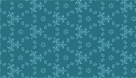 Vector seamless vintage background. Pattern. Royalty Free Stock Photos