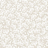 Vector seamless vintage floral pattern. Pastel beige colors abst Stock Photos