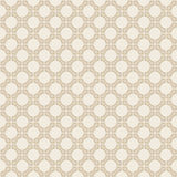 Vector seamless vintage geometric wallpaper patter Stock Photo