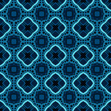 Vector Seamless Vintage Lace Pattern Stock Images