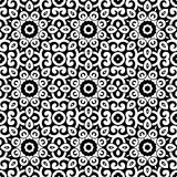Vector seamless vintage pattern Royalty Free Stock Photos