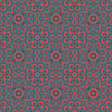 Vector seamless vintage pattern Royalty Free Stock Images