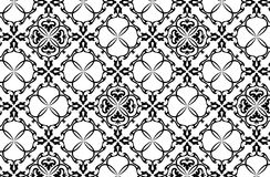 Vector seamless wallpaper 5. Vector seamless wallpaper texture, high detail Royalty Free Illustration