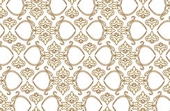 Vector seamless wallpaper 6. Vector seamless wallpaper texture, high detail, more in my portfolio Royalty Free Illustration