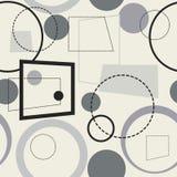 Vector seamless wallpaper... Royalty Free Stock Image