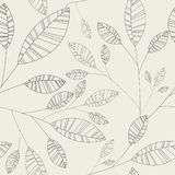 Vector seamless wallpaper... Stock Photography