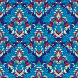 Vector seamless wallpeper pattern Stock Photo