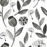 Vector Seamless Watercolor Floral Pattern Stock Photo