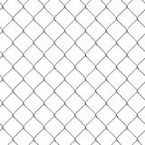 Vector seamless wire mesh fence Royalty Free Stock Photo