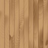 Vector Seamless Wood Plank Texture Background Stock Photo