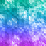 Vector Sequins Illustration Royalty Free Stock Image