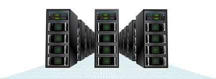 Vector Server Array Stock Photos