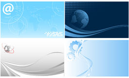 Vector set Royalty Free Stock Photography