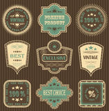 Vector set Stock Images