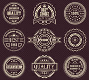 Vector set Royalty Free Stock Photos