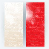 Vector set Christmas background. Eps10 vector set Christmas background Royalty Free Stock Images