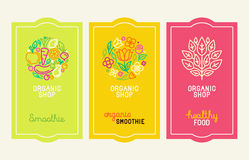 Vector set of design elements, icons and hand-lettering Stock Photo