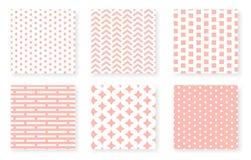 Pattern Set stock illustration