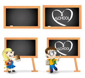 Vector set. Education concept. Stock Photo