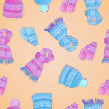 Vector set of hats Stock Photo