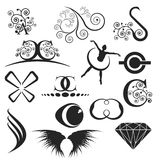 Vector set of icons... Stock Photography