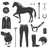 Vector set of icons polo Stock Photo