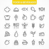 Vector set of icons. Stock Photography