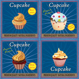 Vector set for a menu Royalty Free Stock Photography