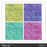 Vector Set - Mosaic Stock Photography