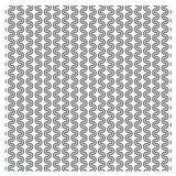 Vector set Seamless pattern with dotted circles repeating texture St Royalty Free Stock Images