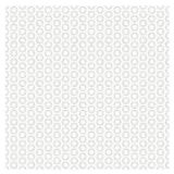 Vector set Seamless pattern with dotted circles repeating texture St Stock Images