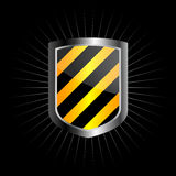 Vector shield Royalty Free Stock Photography