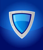 Vector shield Royalty Free Stock Photos