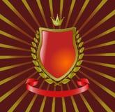 Vector Shield Royalty Free Stock Image